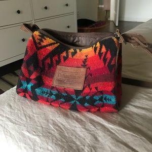 Pendleton travel kit/purse